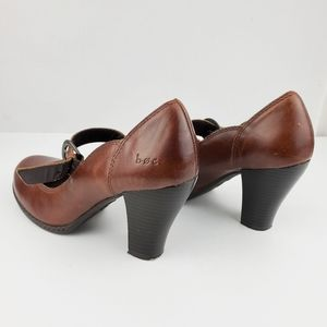 b.o.c. Shoes - b.ø.c | leather mary jane's